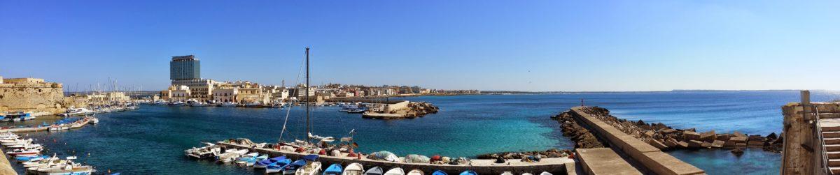 De Jachthaven van Galipoli
